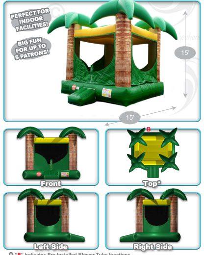 Palm Tree Bouncer 2