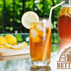 Betty Jean's Brewed tea concentrate