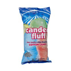 Prepackaged Cotton Candy 24ct