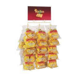 Gold Medal Portion Pack Snack Rack (#5585)