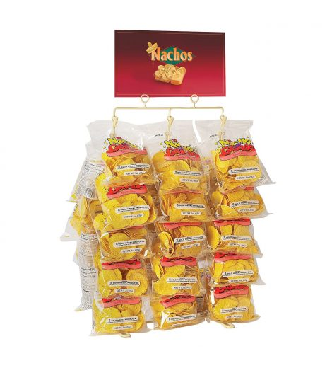 Gold Medal Portion Pack Snack Rack (#5585)