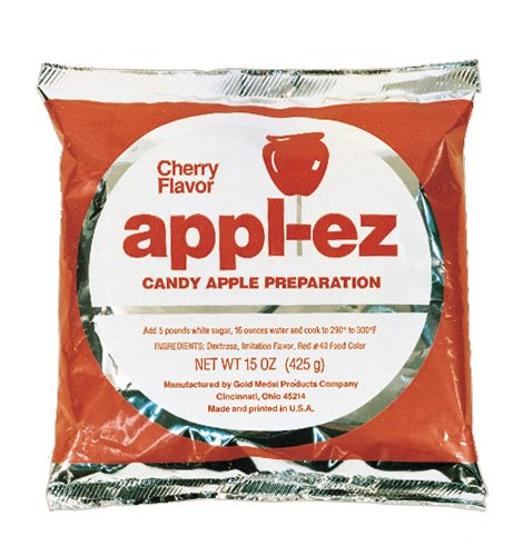 Candy Apple Mix - Appl-EZ (Gold Medal) #4144
