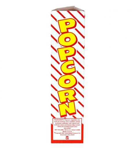 Large Scoop Popcorn Box