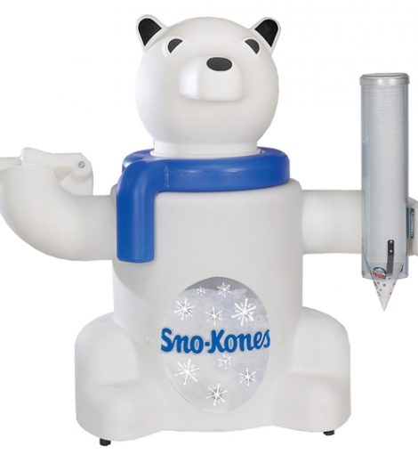 Polar Pete Sno Cone Machine