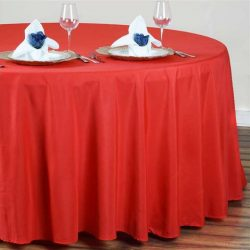 Table Cover 108 RED-2