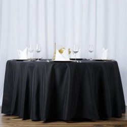 Table cover 108 Black