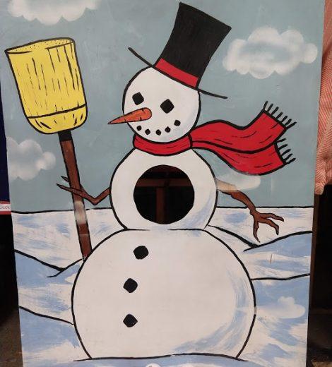 Frosty Pitch