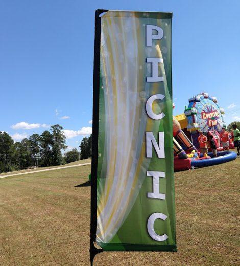 flag picnic