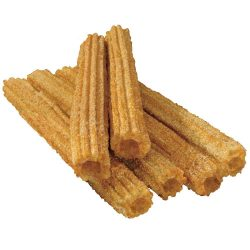 "10"" Traditional Churros with Cinnamon Sugar - 100 ct"