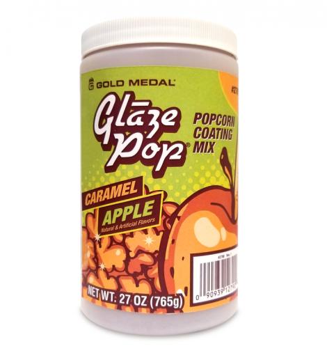 Caramel Apple Popcorn Glaze