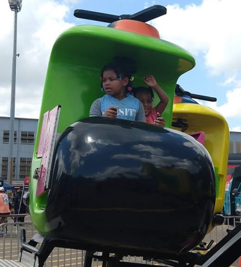 kid copter ride 2