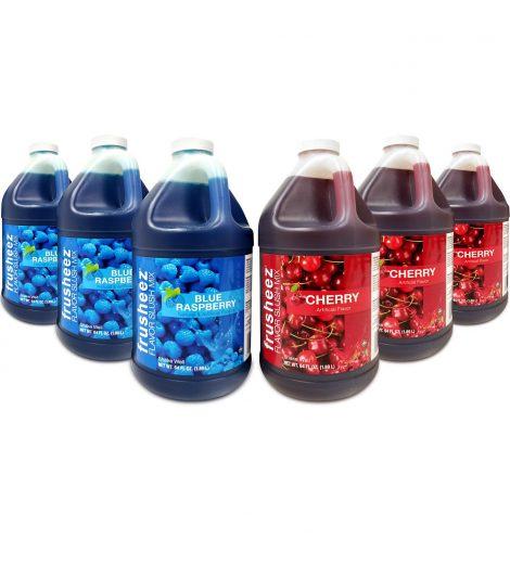 Blue Raspberry & Cherry