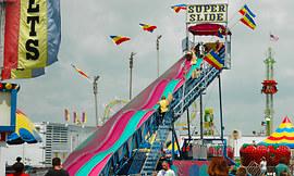 hard slide